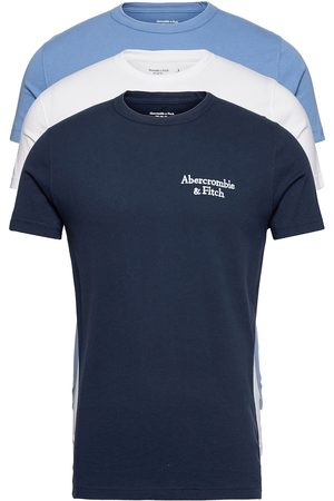 Abercrombie & Fitch Miehet T-paidat - Anf Mens Graphics T-shirts Short-sleeved