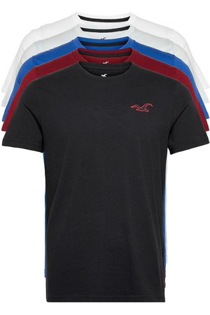 Hollister Miehet T-paidat - Hco. Guys Knits T-shirts Short-sleeved Musta
