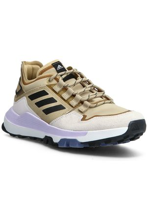 adidas Naiset Ulkoilukengät - Terrex Hikster Low Hiking W Shoes Sport Shoes Outdoor/hiking Shoes Beige