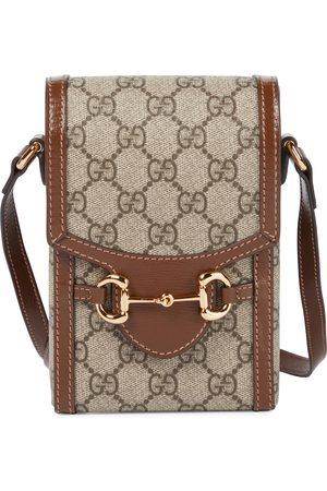 Gucci Horsebit 1955 GG Mini shoulder bag