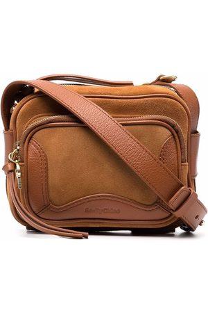 See by Chloé Naiset Olkalaukut - Hana leather camera bag