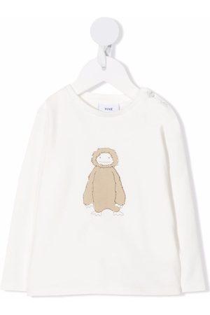 KNOT Pitkähihaiset - Fluffly Creature long-sleeved T-shirt