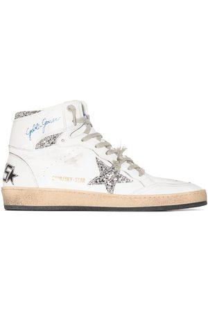 Golden Goose Sky-Star high-top sneakers