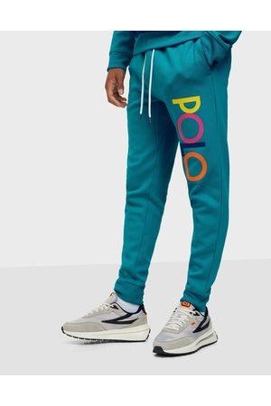 Polo Ralph Lauren Miehet Collegehousut - Athletic Housut Blue
