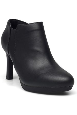 Clarks Ambyr Step Shoes Boots Ankle Boots Ankle Boot - Heel