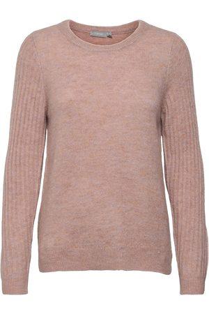 FRANSA Frcesandy 1 Pullover Neulepaita Beige
