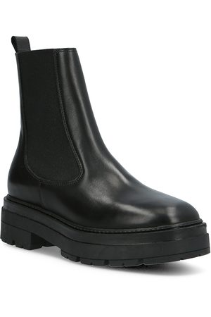 Jonak Paris 264-Picus Cuir Shoes Chelsea Boots