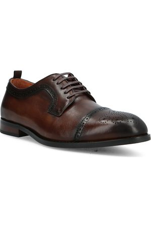Ahler Semi Brouge Shoe Shoes Business Laced Shoes