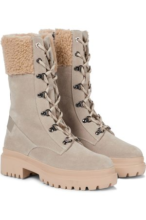 Bogner Chesa Alpina suede ankle boots