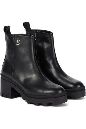 Bogner Belgrade leather ankle boots