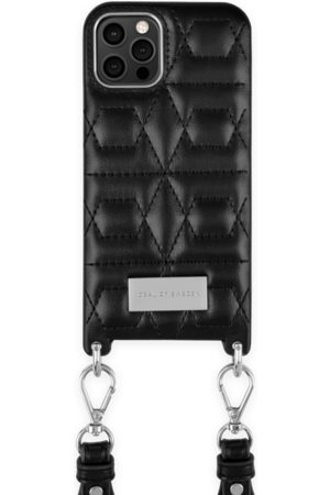 IDEAL OF SWEDEN Naiset Puhelinkuoret - Statement Necklace iPhone 12 Pro Quilted Black