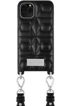 IDEAL OF SWEDEN Naiset Puhelinkuoret - Statement Necklace iPhone 11 Pro Quilted Black
