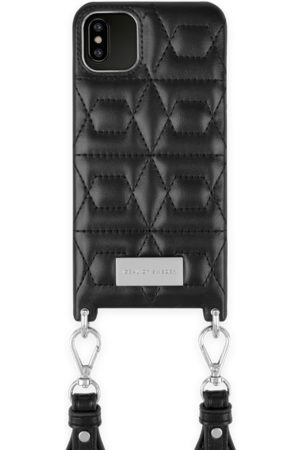 IDEAL OF SWEDEN Naiset Puhelinkuoret - Statement Necklace iPhone XS Max Quilted Black