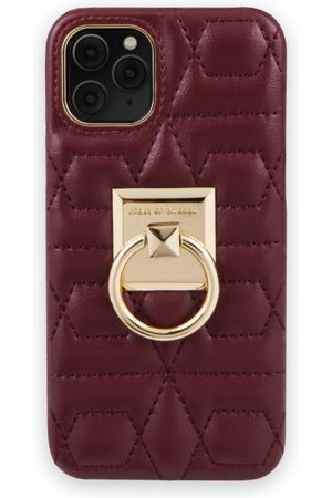 IDEAL OF SWEDEN Naiset Puhelinkuoret - Statement Case iPhone 11 Pro Quilted Ruby