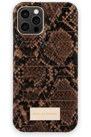 IDEAL OF SWEDEN Naiset Puhelinkuoret - Statement Case iPhone 12 Pro Rusty Snake