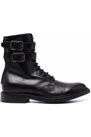 Saint Laurent Army studded ankle boots