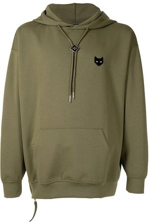 ZZERO BY SONGZIO Collegepaidat - Panther patch hoodie
