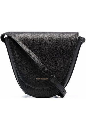 Coccinelle Naiset Olkalaukut - Josephine grained crossbody bag