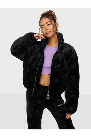 Juicy Couture Naiset Untuvatakit - Madeline Mono Puffa Jacket