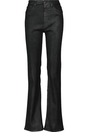 3x1 Naiset Leveälahkeiset - 90s Boot high-rise flared jeans