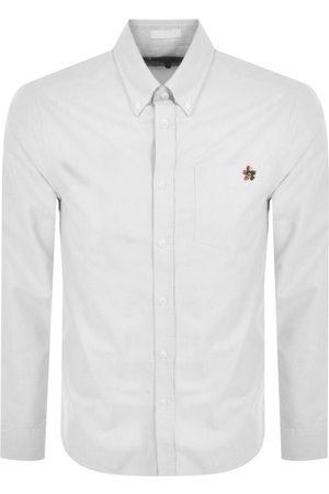 Ted Baker Caplet Long Sleeved Shirt White