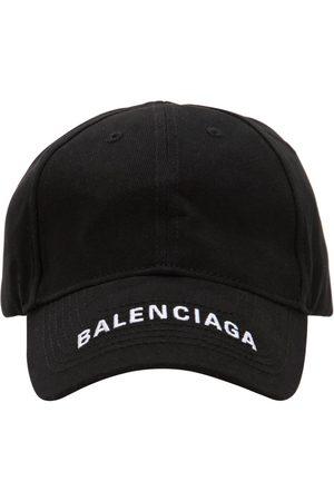 Balenciaga Naiset Hatut - Logo Embroidered Baseball Hat