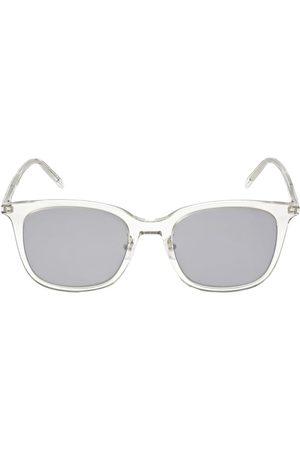 Saint Laurent Naiset Aurinkolasit - Sl 489/k Thin Round Acetate Sunglasses