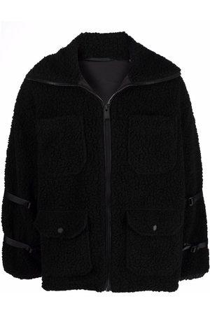 Heron Preston Polar fleece jacket