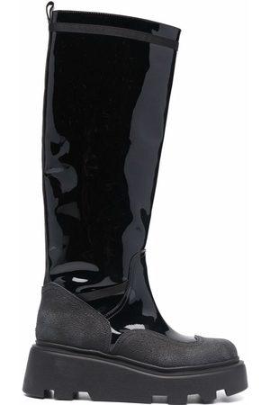 Premiata Patent leather boots