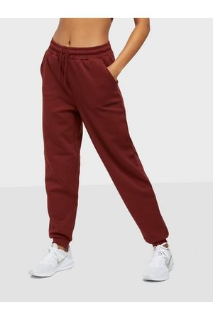 Only Play Naiset Collegehousut - Onplounge Hw Sweat Pnt - Noos Sun-Dried Tomato