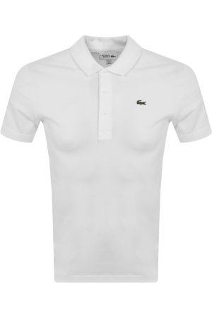 Lacoste Miehet Pikee - Sport Polo T Shirt White