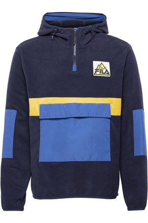 Fila Yvon Fleece Half-Zip Shirt Outerwear Jackets Anoraks