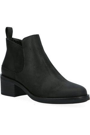 Clarks Memi Zip Shoes Boots Ankle Boots Ankle Boot - Heel