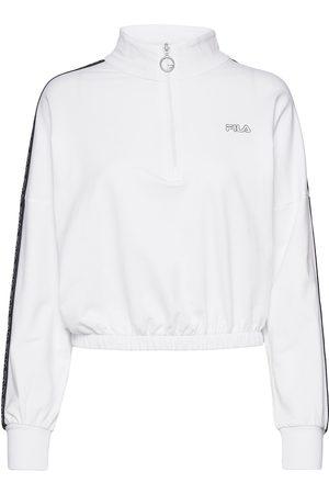 Fila Maribel Cropped Half Zip Shirt Svetari Collegepaita