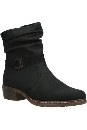 Rieker Y08r1-00 Shoes Boots Ankle Boots Ankle Boot - Flat