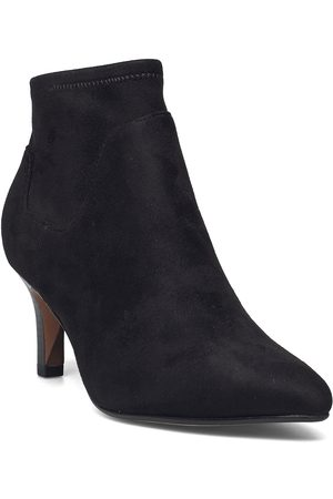 Clarks Illeana Ankle Shoes Boots Ankle Boots Ankle Boot - Heel