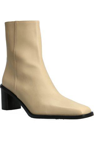 ATP Atelier Torina Vanilla Vacchetta Shoes Boots Ankle Boots Ankle Boot - Heel Kermanvärinen