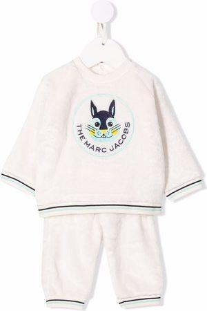 The Marc Jacobs Rabbit logo tracksuit