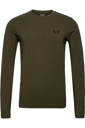 EA7 Miehet T-paidat - T-Shirt T-shirts Long-sleeved