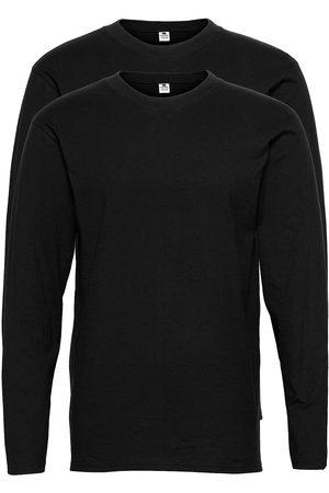 Dovre Ls Shirt 2-Pack T-shirts Long-sleeved