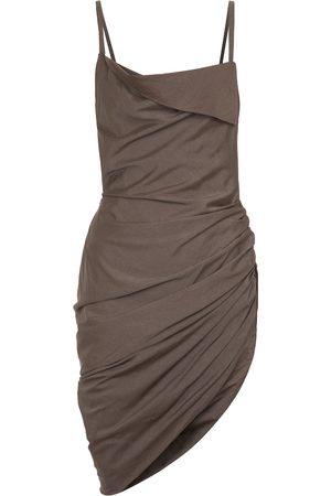 Jacquemus Vestido corto La Robe Saudade