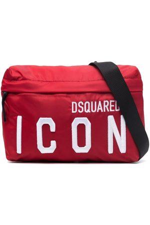 Dsquared2 Vyöt - TEEN logo-embroidered belt bag