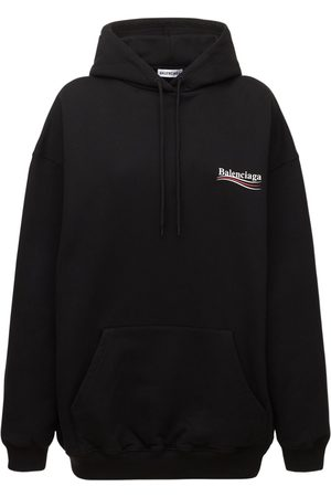 Balenciaga New Bb Logo Sweatshirt Hoodie
