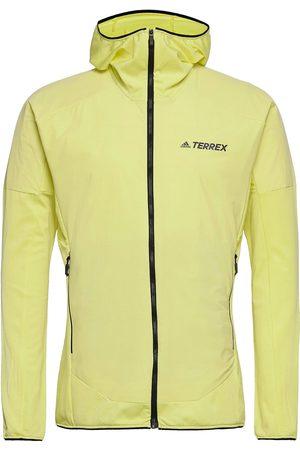 adidas Terrex Skyclimb Fleece Jacket Ohut Takki Keltainen