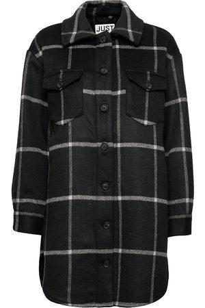Just Female Luca Shirt Jacket Villakangastakki