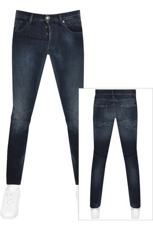 Replay Timmie Regular Slim Fit Jeans Blue