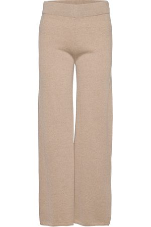 Marville Road Naiset Oloasut - Recycled Cashmere Lounge Trousers Suoralahkeiset Housut