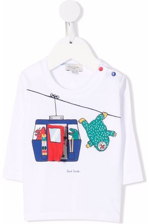 Paul Smith T-paidat - Cartoon print T-shirt