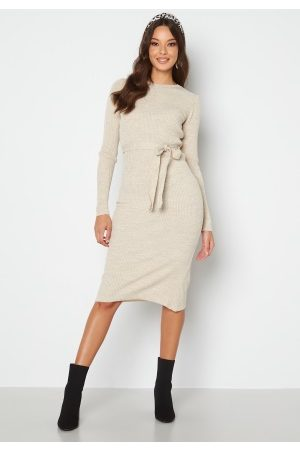 Trendyol Lena Knitted Dress Stone S