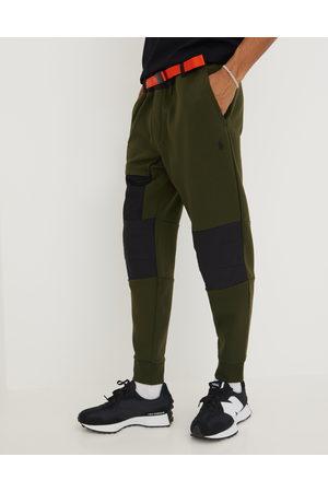 Polo Ralph Lauren Miehet Collegehousut - Pant Athletic Housut Olive